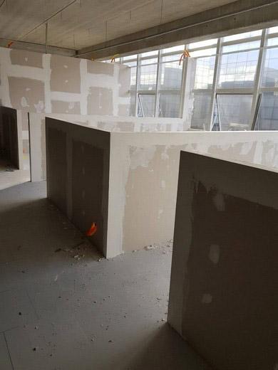Divisórias de drywall em SP da 2M Divisórias