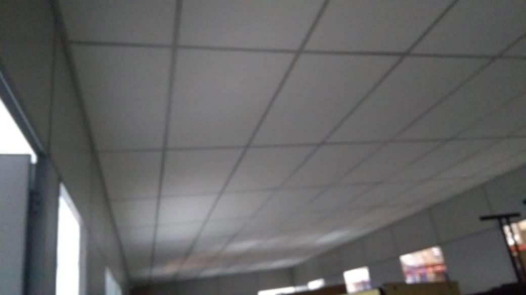 Forro PVC da 2M Divisórias