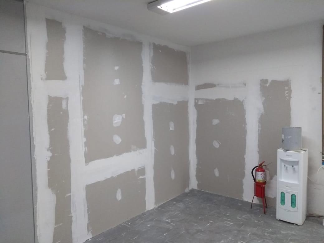 Parede drywall da 2M Divisórias