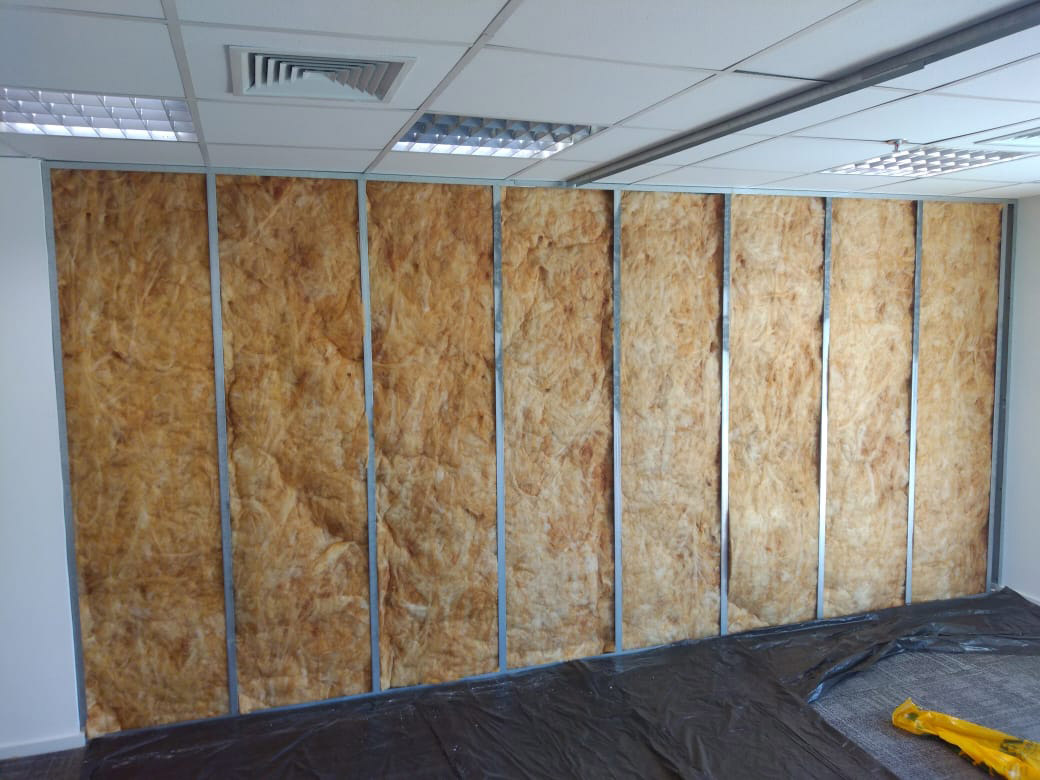 Parede drywall preço m2 da 2M Divisórias
