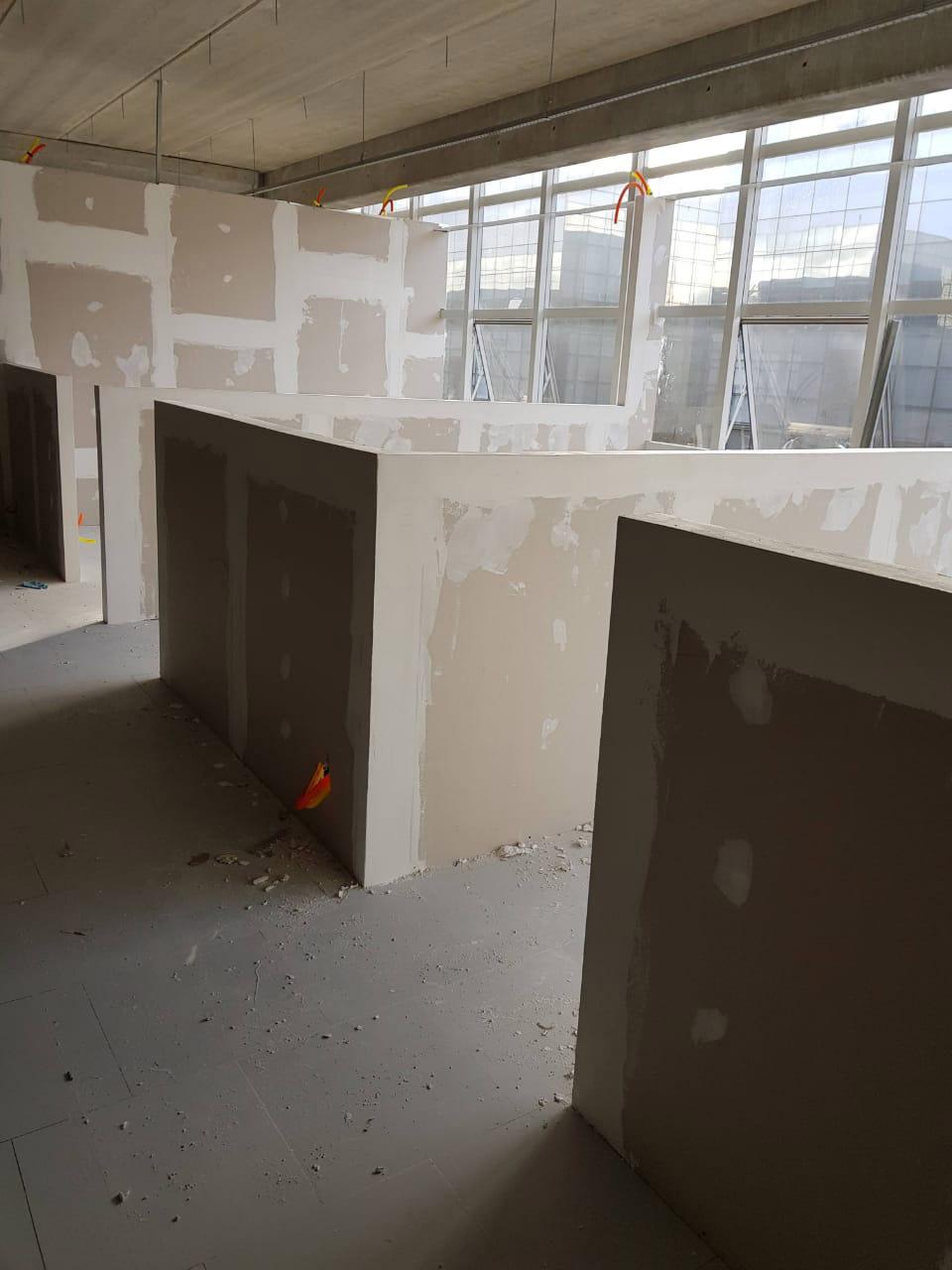 Divisórias de drywall em SP