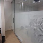 Divisórias de vidro da 2M Divisórias