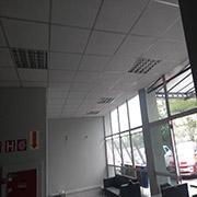 Venda com Instalação de Forro para Escritórios da 2M Divisórias