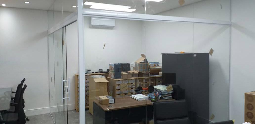Venda com Instalação de Divisórias de Vidros Preço